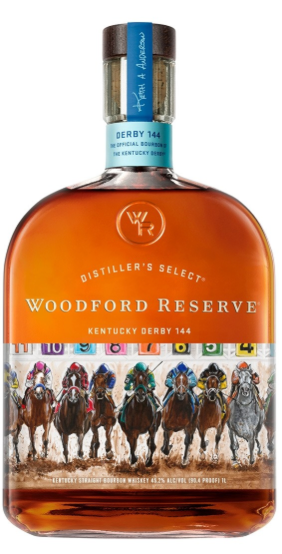Woodford Reserve Bourbon Whiskey 1L