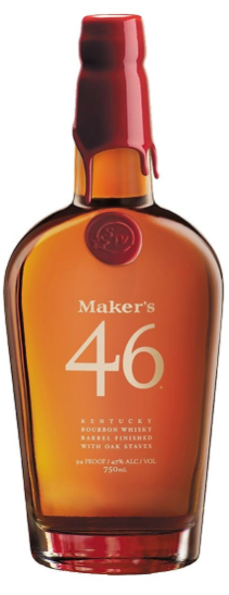 Maker's Mark 46 Bourbon Whiskey