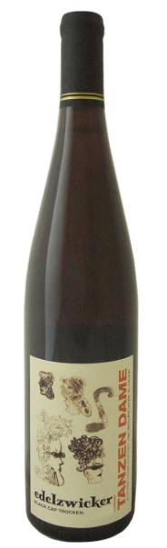 Bloomer Creek 'Tanzen Dame Edelzwicker' Black Cap 2014,  Finger Lakes, New York