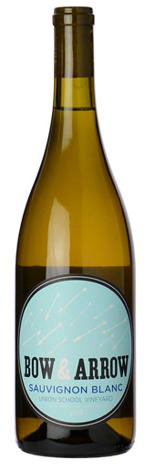 Bow & Arrow  'Union School Vineyard' Sauvignon Blanc 2016, Willamette Valley, Oregon