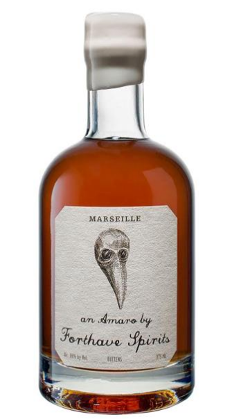 Forthave Spirits Marseille Amaro 375ml