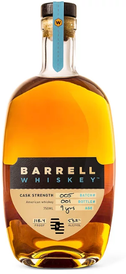 Barrell Batch 005 Whiskey