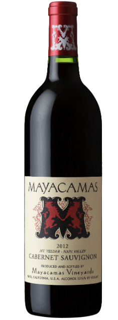 Mayacamas Vineyards Mt. Veeder Cabernet Sauvignon 2012, Napa Valley, California