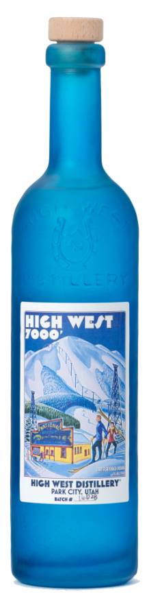High West 7000' Vodka