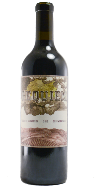 Requiem Cabernet Sauvignon 2016, Columbia Valley, Washington