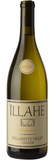 Illahe Viognier 2017, Willamette Valley, Oregon