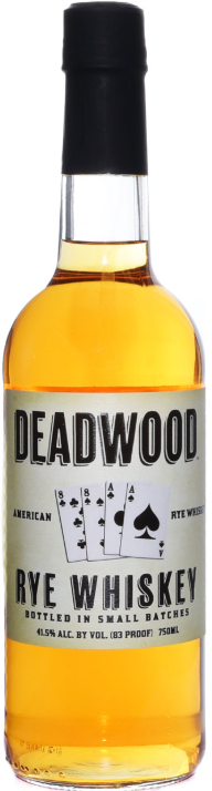 Proof & Wood 'Deadwood' Rye Whiskey