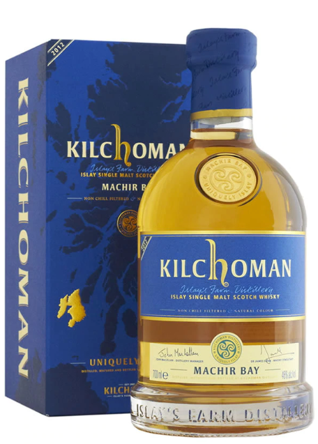 Kilchoman 'Machir Bay' Single Malt Scotch