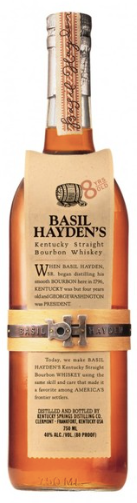 Basil Hayden's Straight Bourbon Whiskey - 1L