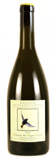 Domaine des Rouges-Queues  Bourgogne Blanc 2016, Burgundy, France