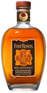Four Roses Small Batch Select Straight Bourbon Whiskey
