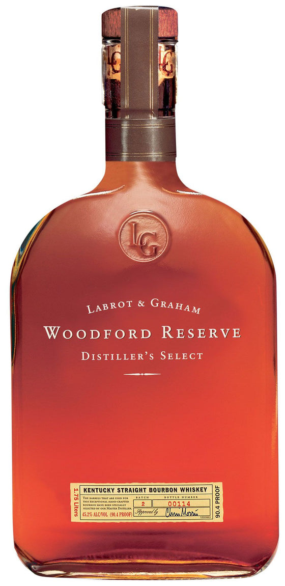 Woodford Reserve Straight Bourbon Whiskey