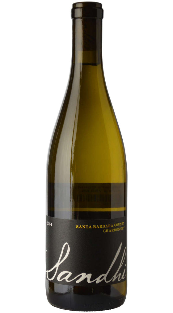 Sandhi Santa Barbara County Chardonnay 2015, Central Coast, California