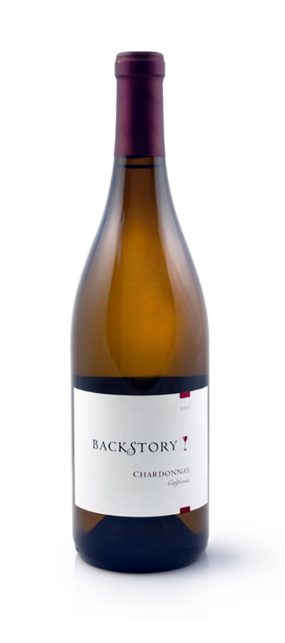 Backstory Chardonnay 2016, Lodi, California