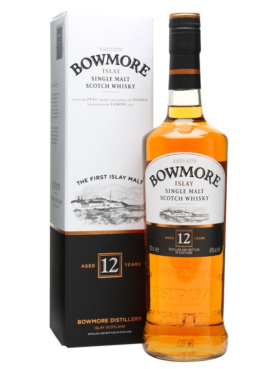 Bowmore 12yr Single Malt Scotch
