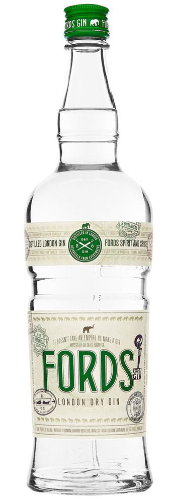 Fords London Dry Gin 1L