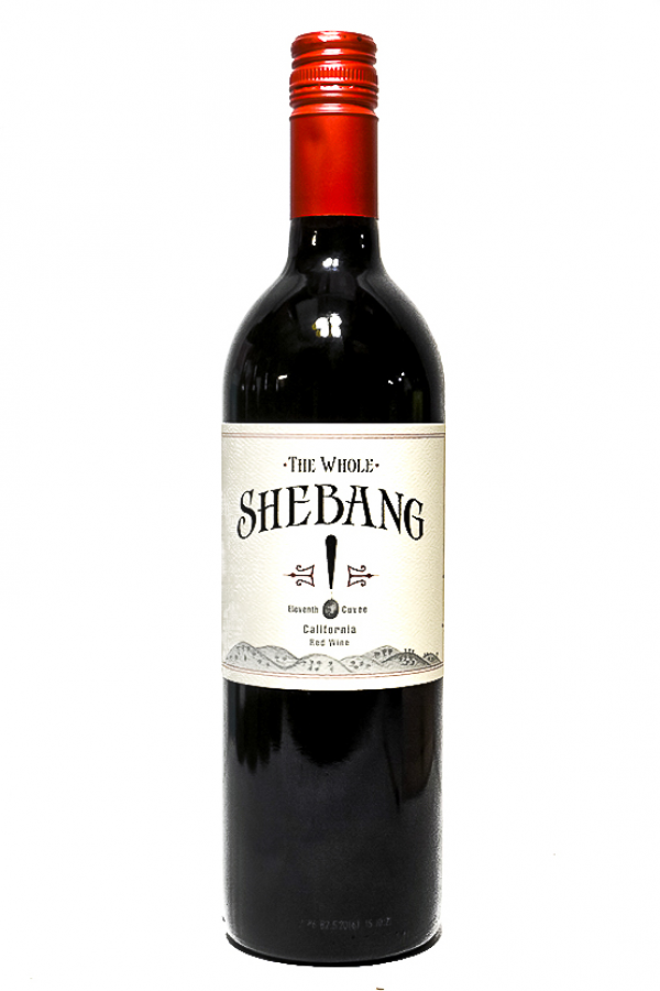 Shebang 'Twelfth Cuvée' Red, California