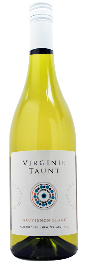 Virginie Taunt Sauvignon Blanc 2015, Marlborough, New Zealand