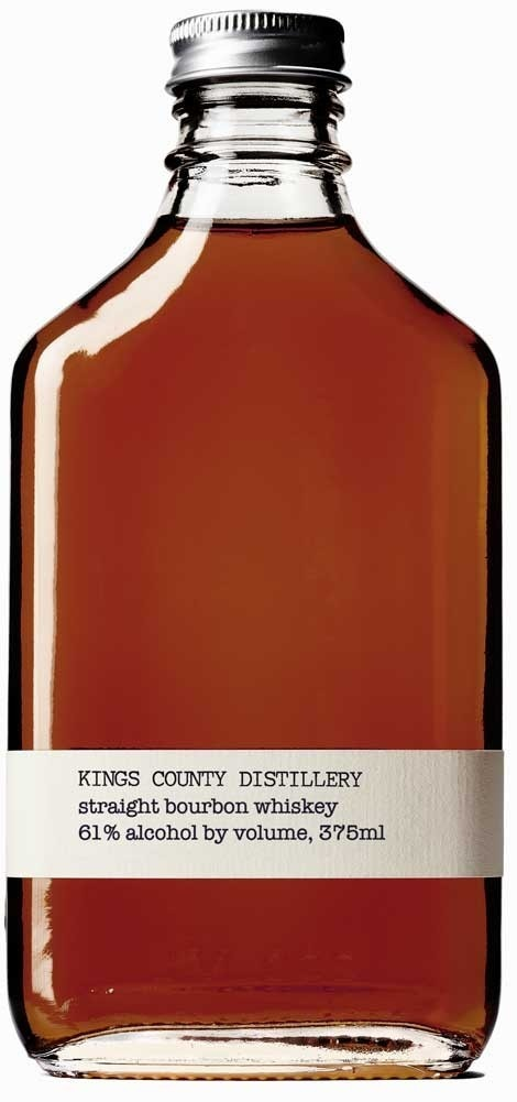 Kings County Distillery Straight Bourbon Whiskey 200ml