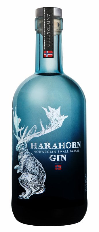Harahorn Norwegian Small Batch Gin