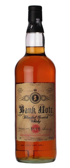 Bank Note Blended Scotch