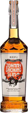Two James Johnny Smoking Gun Badlands Whiskey