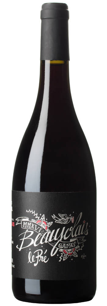 Pierre Cotton 'Le Pré' Beaujolais 2017, Burgundy, France - Magnum