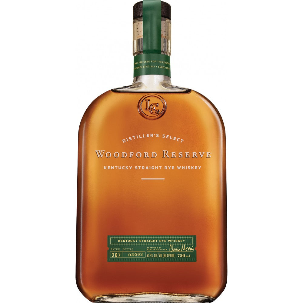 Woodford Reserve Straight Rye Whiskey