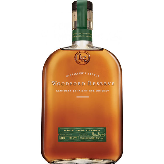 Woodford Reserve Kentucky Straight Rye Whiskey