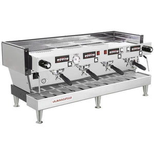 4 GROUP ESPRESSO MACHINES-Voltage Coffee Supply