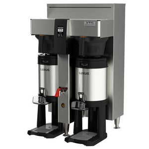 Dual Automatic Coffee Machines-Voltage Coffee Supply
