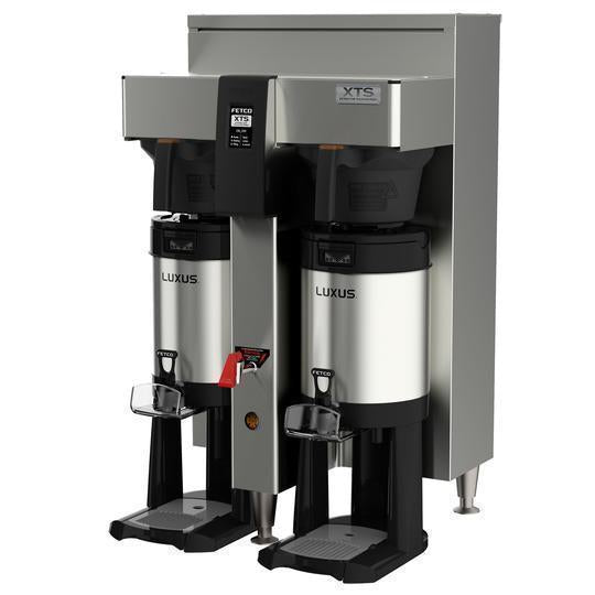 Dual Automatic Coffee Machines