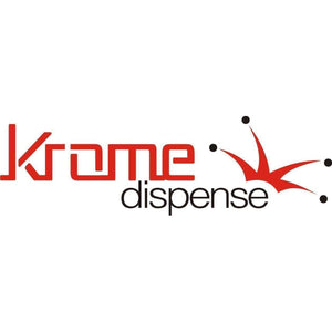 KROME DISPENSE PITCHER RINSERS-Voltage Coffee Supply