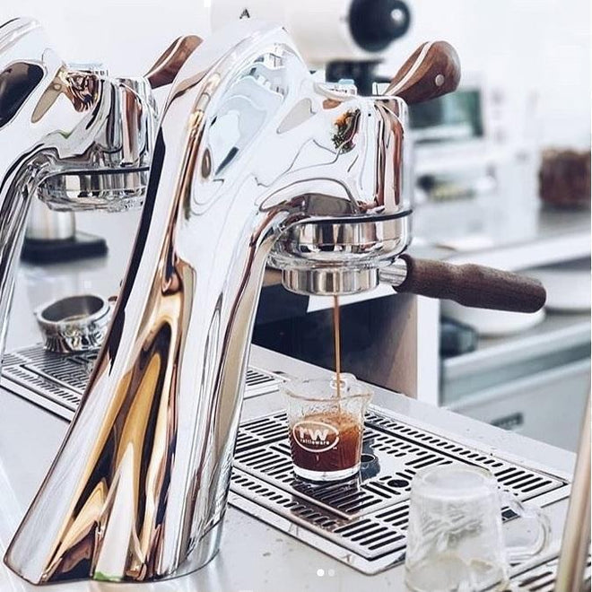Undercounter Espresso Machines