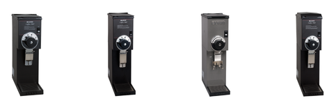 Bunn Retail Coffee Grinders - Voltage Coffee Supply