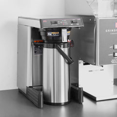 WHAT IS THE DIFFERENCE BETWEEN THE BUNN SMARTWAVE COFFEE BREWERS?