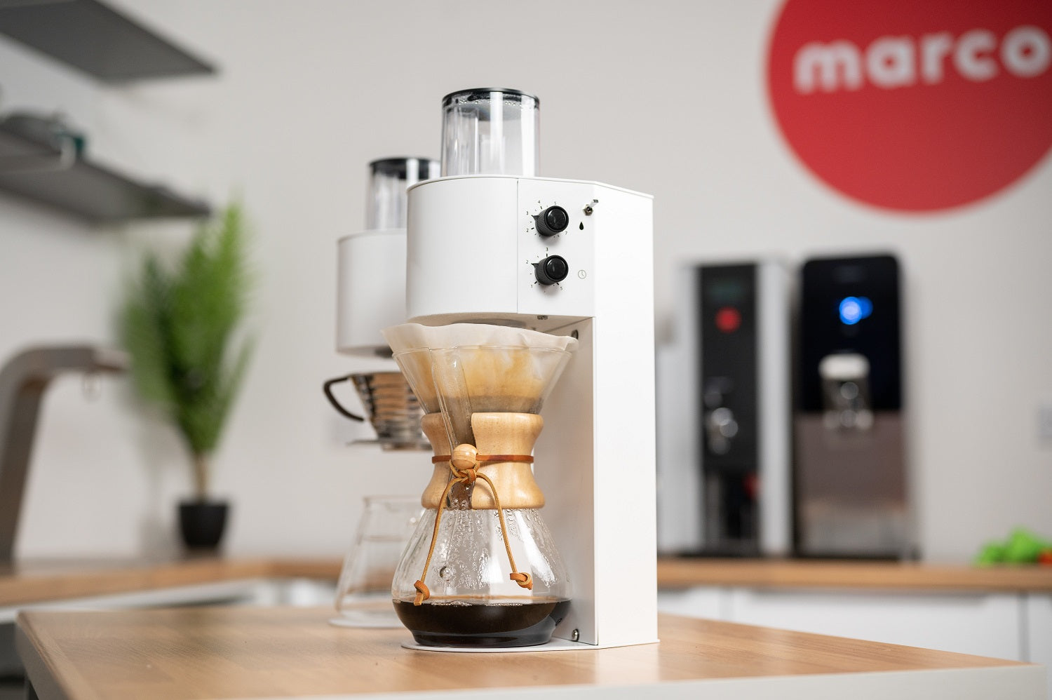 Marco SP9: The Ultimate Pourover Coffee Maker