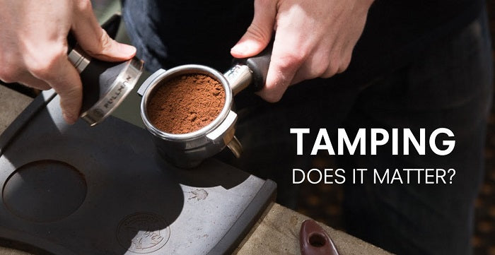 Does tamping pressure really matter?