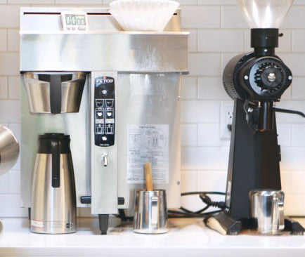 Pre-Owned Coffee Brewers