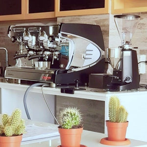 Astoria Sabrina & Mazzer Super Jolly E