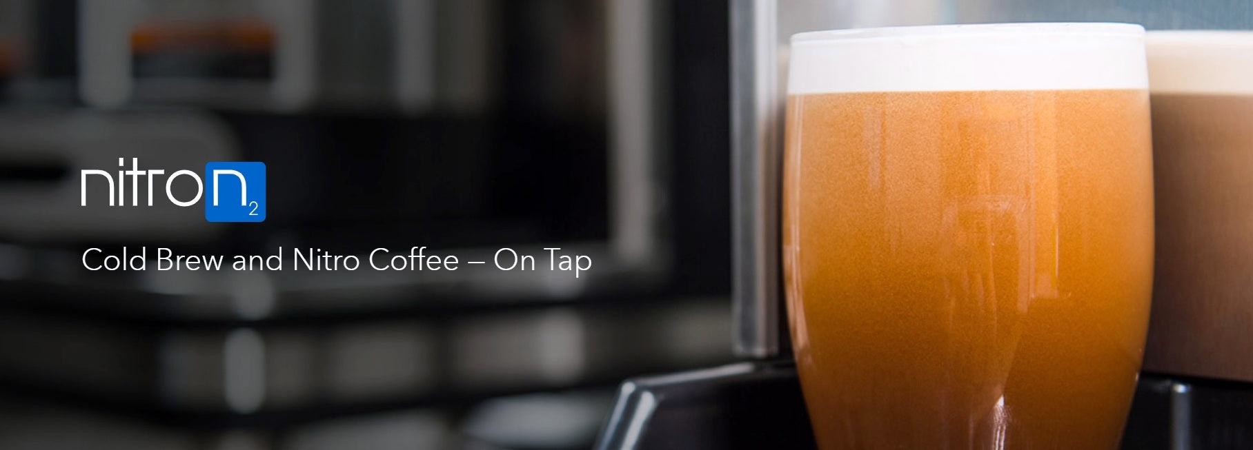 Bunn Nitron Cold Brew and Nitro Coffee — On Tap