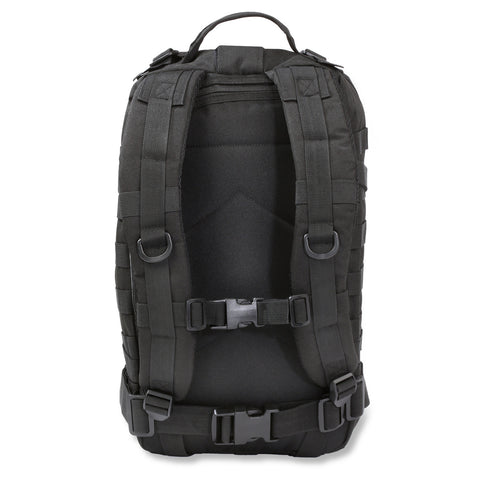 Orca Tactical 34L MOLLE Military Survival Backpack Rucksack Pack, BLACK