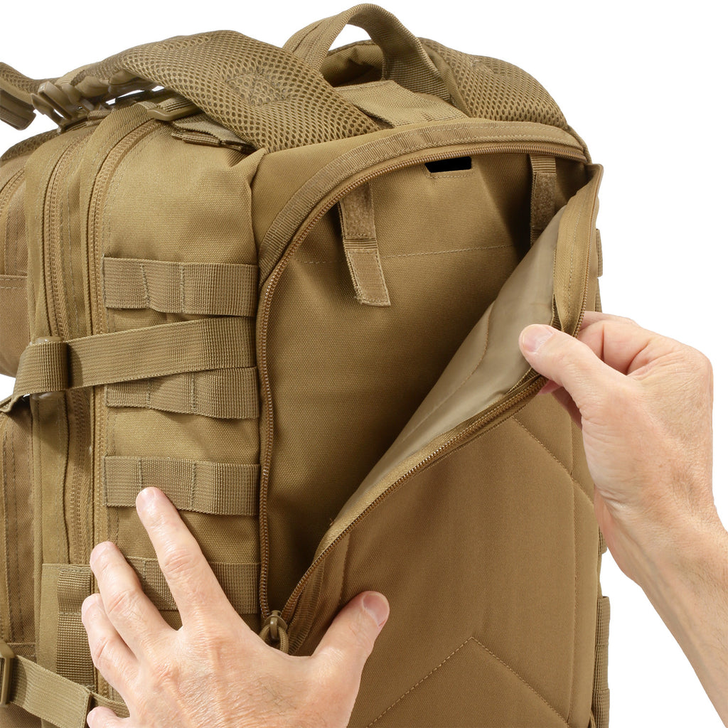 929d681c7fd0 Orca Tactical 34L MOLLE Military Survival Backpack Rucksack Pack ...