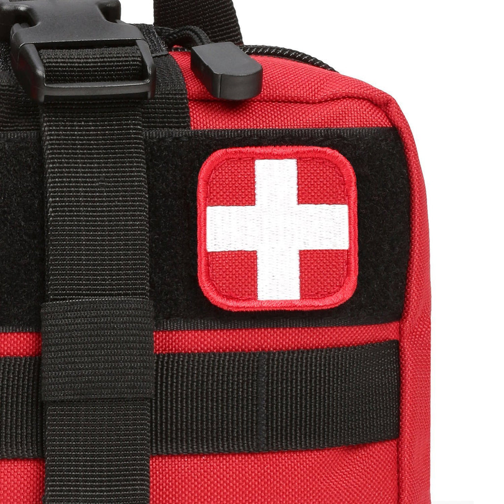 Yundxi Tactical Molle Rip Away Medic EMT Pouch First Aid Bag Emergency Utility Pouch Water Resistant /& Tough Durable