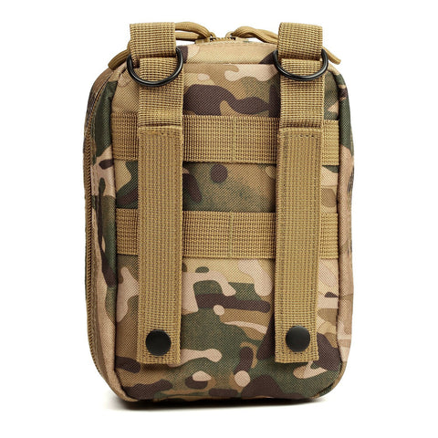 Orca Tactical MOLLE EMT Medical First Aid Pouch - MULTI CAM