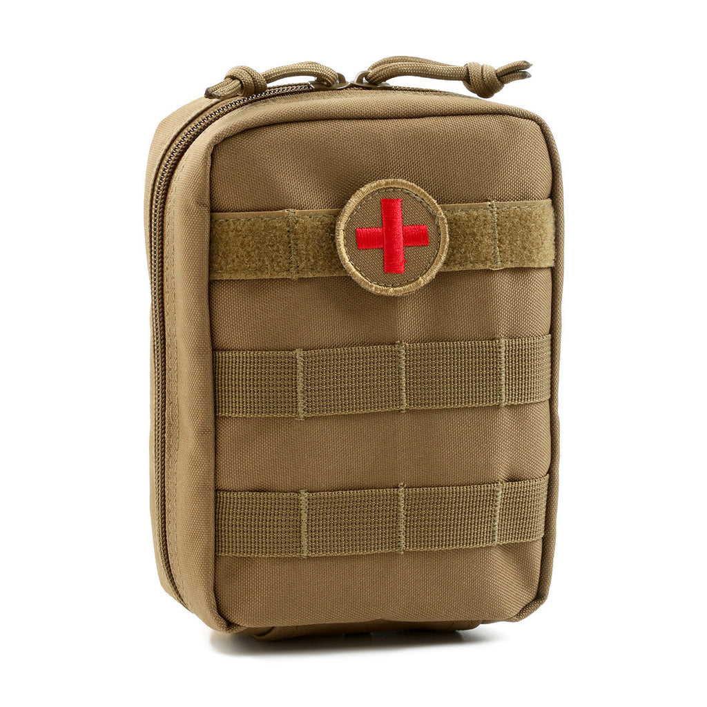 Orca Tactical Molle Emt Medical First Aid Pouch Coyote Orca