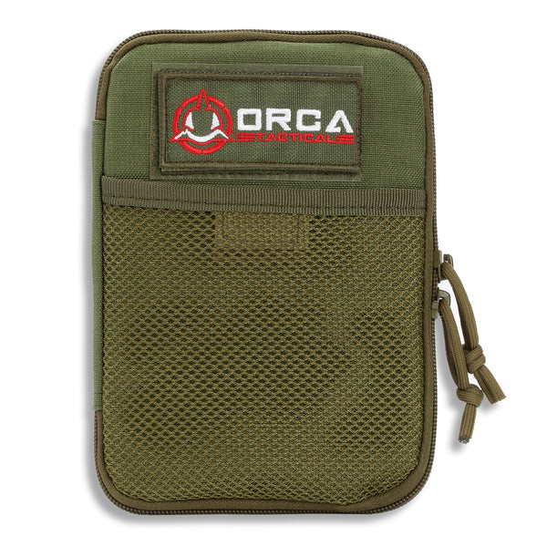 Orca Tactical MOLLE Gadget EDC Utility Pouch, ODGREEN