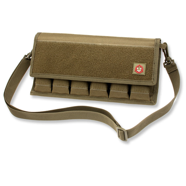 Orca Tactical Single and Double Stack Pistol Magazine Pouch, OD GREEN