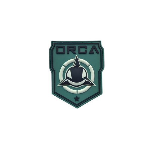 Orca Tactical PVC Velcro Military Morale Patches
