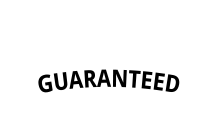 100% Guaranteed Quality